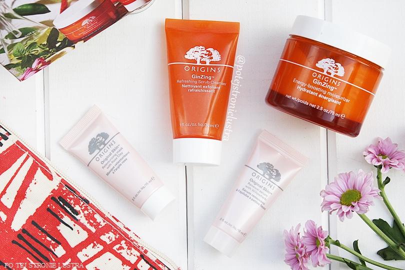 zestaw kosmetyków origins energizing essentials