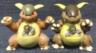 Kangaskhan Pokemon figures