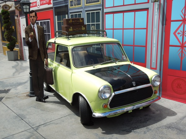 Mr Beans Holiday Mini Universal studios