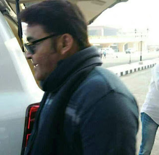 Mohanlal New Look image