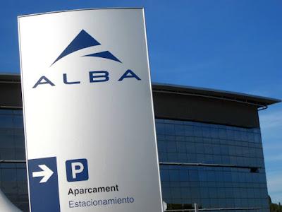 Alba Synchrotron in Barcelona