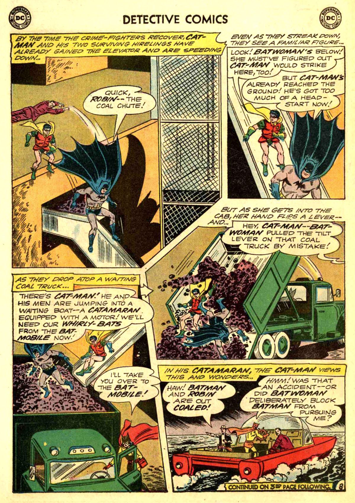 Detective Comics (1937) 318 Page 9