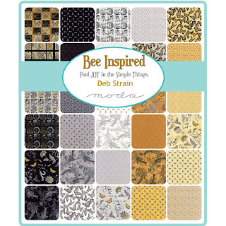 Moda Bee Inspired Fabric by Deb Strain for Moda Fabrics