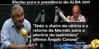 """""""Sinto o cheiro da vitória e o retorno de Marcelo para a planície da assembleia"""" afirma Ângelo Coronel"""
