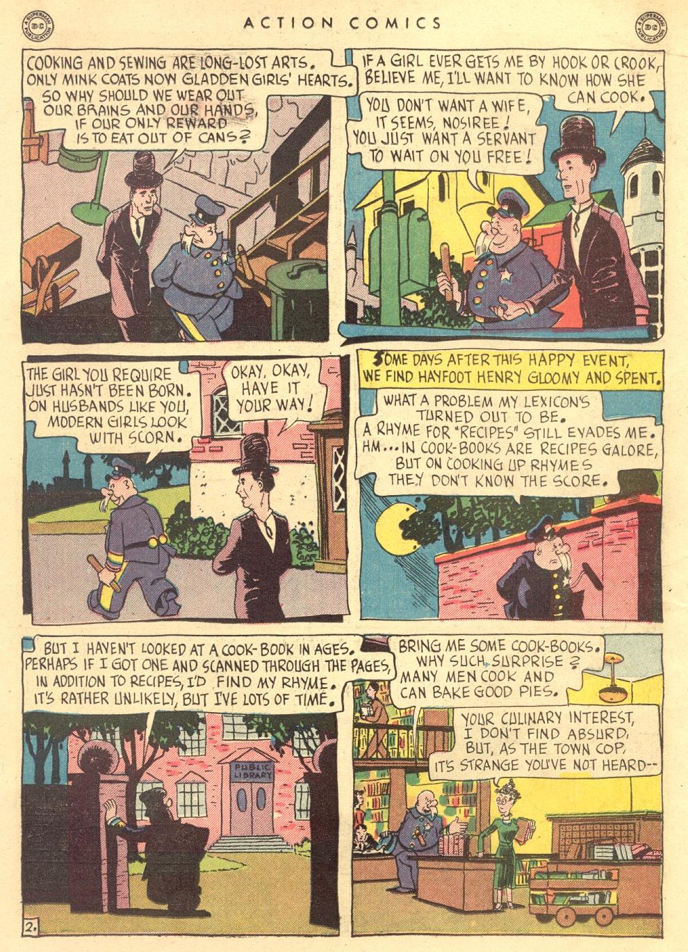 Action Comics (1938) 93 Page 20
