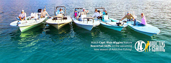 Beavertail Skiffs Fleet