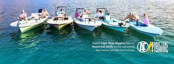 Beavertail Skiffs Fleet