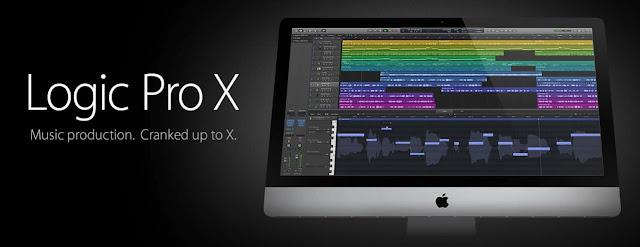 Logic Pro 10.2.2 DMG for MAC OS Free Download