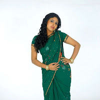 Monica photoshoot in saree