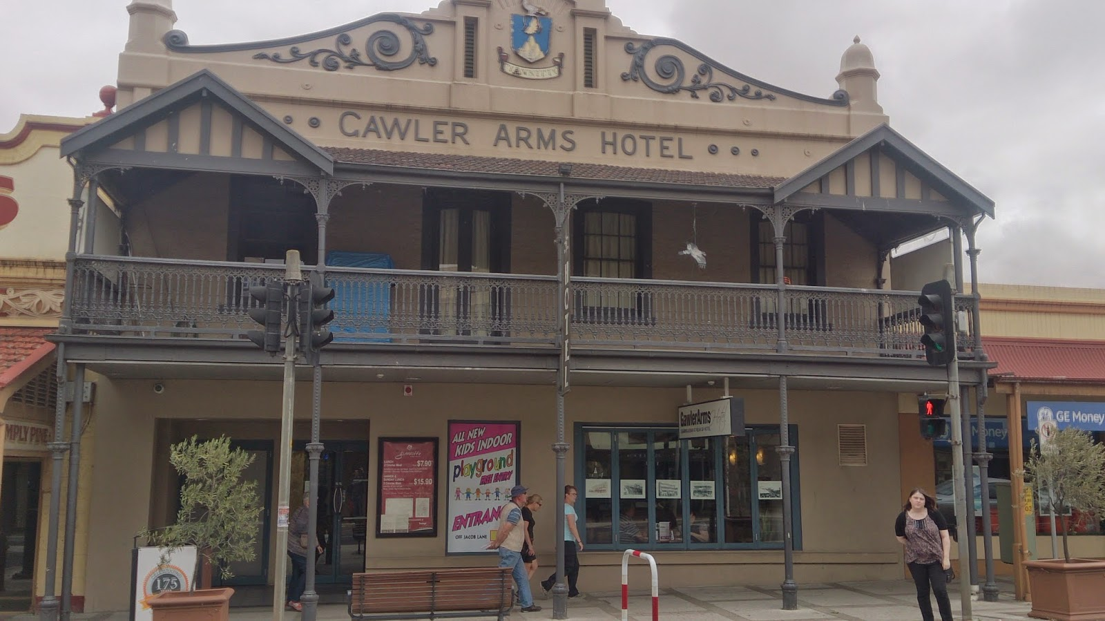 Gawler Arms Hotel