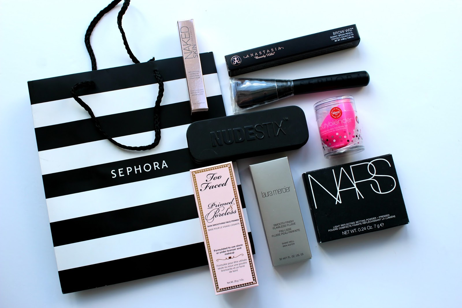 Sephora Makeup Kit Review - (50 Colours over 2000 looks)