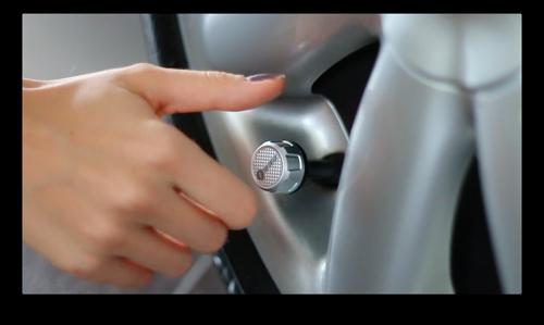 Kiểm tra cảm biến áp suất lốp