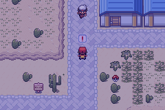 pokemon desert screenshot 1