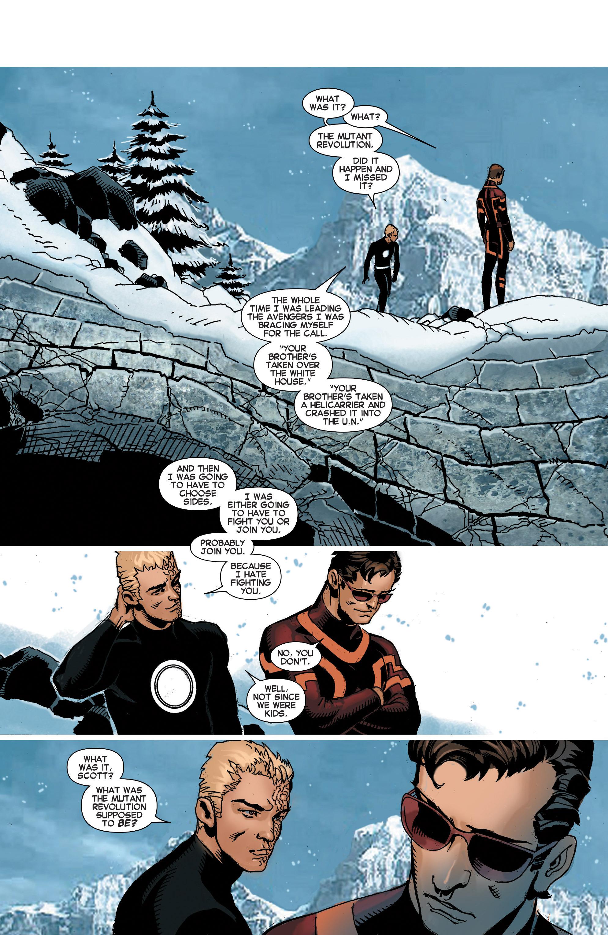 Read online Uncanny X-Men (2013) comic -  Issue #32 - 12