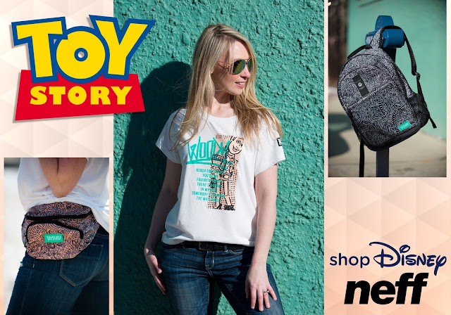 Toy Story Collection by Neff and ShopDisney