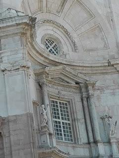 fotos de la Catedral de cadiz
