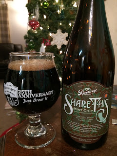 bruery share this mint chip imperial stout 1