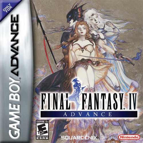 Final Fantasy IV Advance - Español - Portada