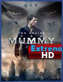 La momia (2017) | DVDRip Latino HD Mega