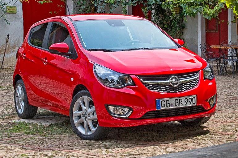 Opel Karl (Vauxhall Viva)