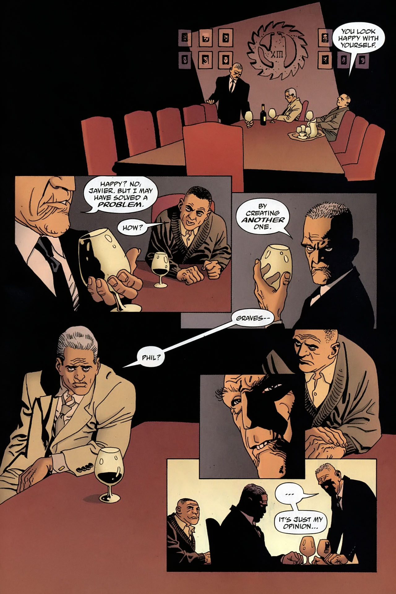 Read online 100 Bullets comic -  Issue #96 - 18