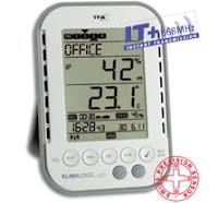 Jual TFA   KLIMALOGG PRO Professional Thermo-Hygrometer with Data Logger call 0812-8222-998