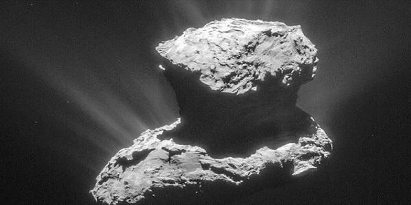 Σε λίγες ώρες η «βουτιά θανάτου» του Rosetta στον κομήτη 69Ρ
