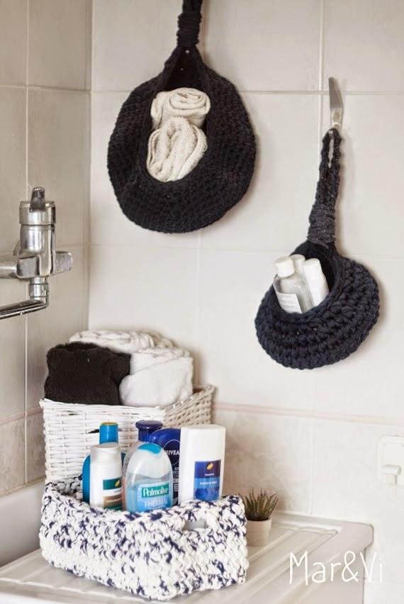 Idee DIY per bagni piccoli