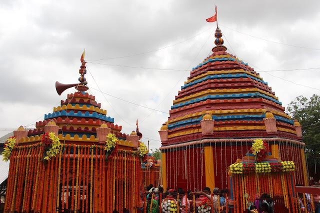 Chhinnamastika Temple, Rajrappa , Jharkhand
