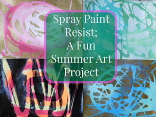 Fun Summertime Art Project