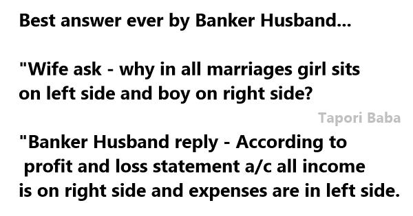 jokes on bankers