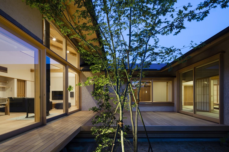 Marzua casa del osmanthus por takashi okuno for Plataforma arquitectura