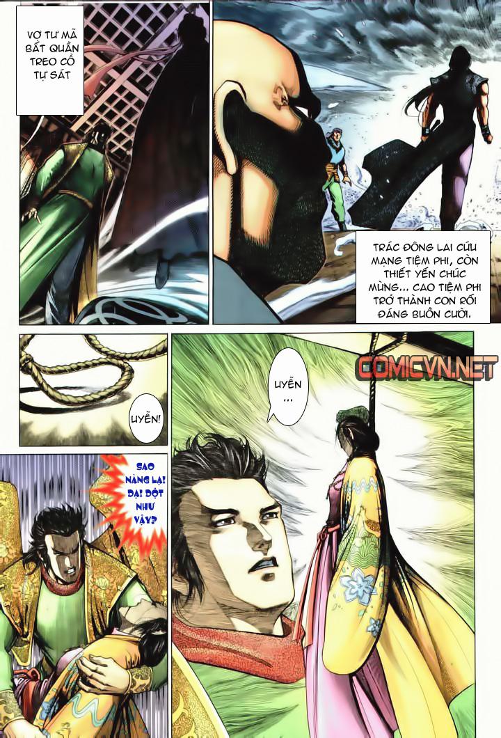 Anh hùng vô lệ Chap 10 trang 1