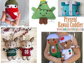A Crochet Christmas Roundup - Free Patterns and Tutorials