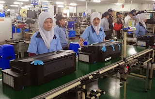 Info Loker Terbaru di PT EPSON Indonesia Industry - Operator Produksi