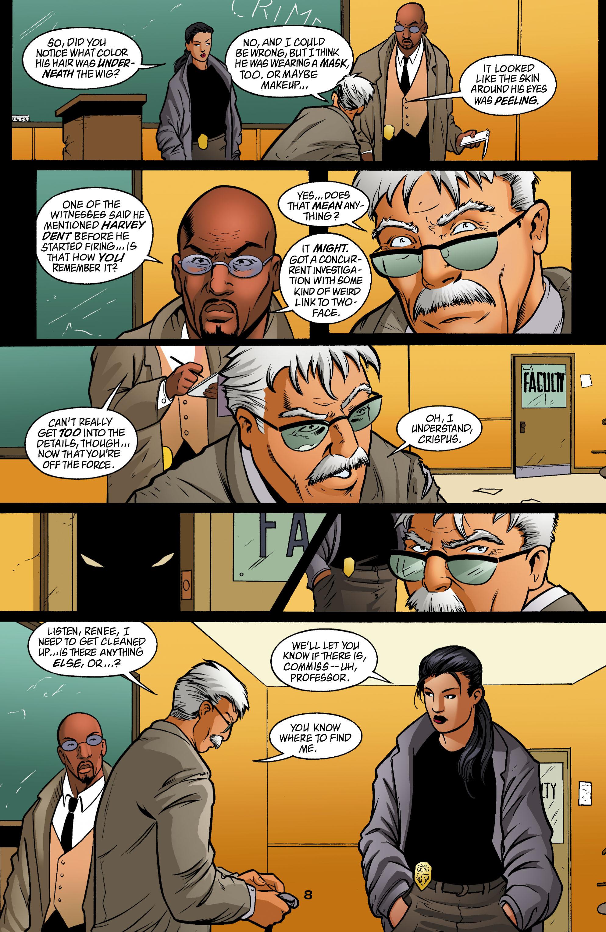 Detective Comics (1937) 778 Page 8