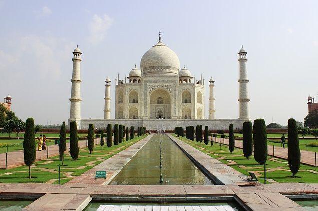 Mahal Taj Architecture Taj Mahal Landmark India, Best Vacation Spot For Couples