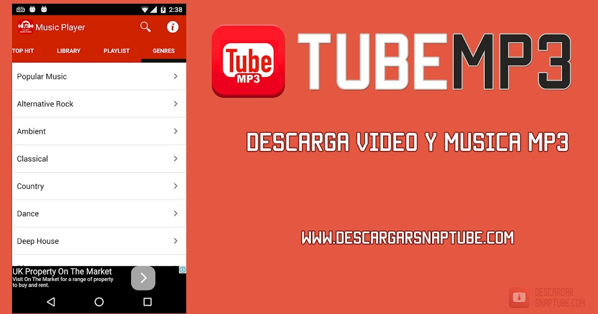 Unduh Snaptube Apk For Android Descargar - Backstage