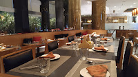 Restaurants sitting for dinning Hotels Banquets