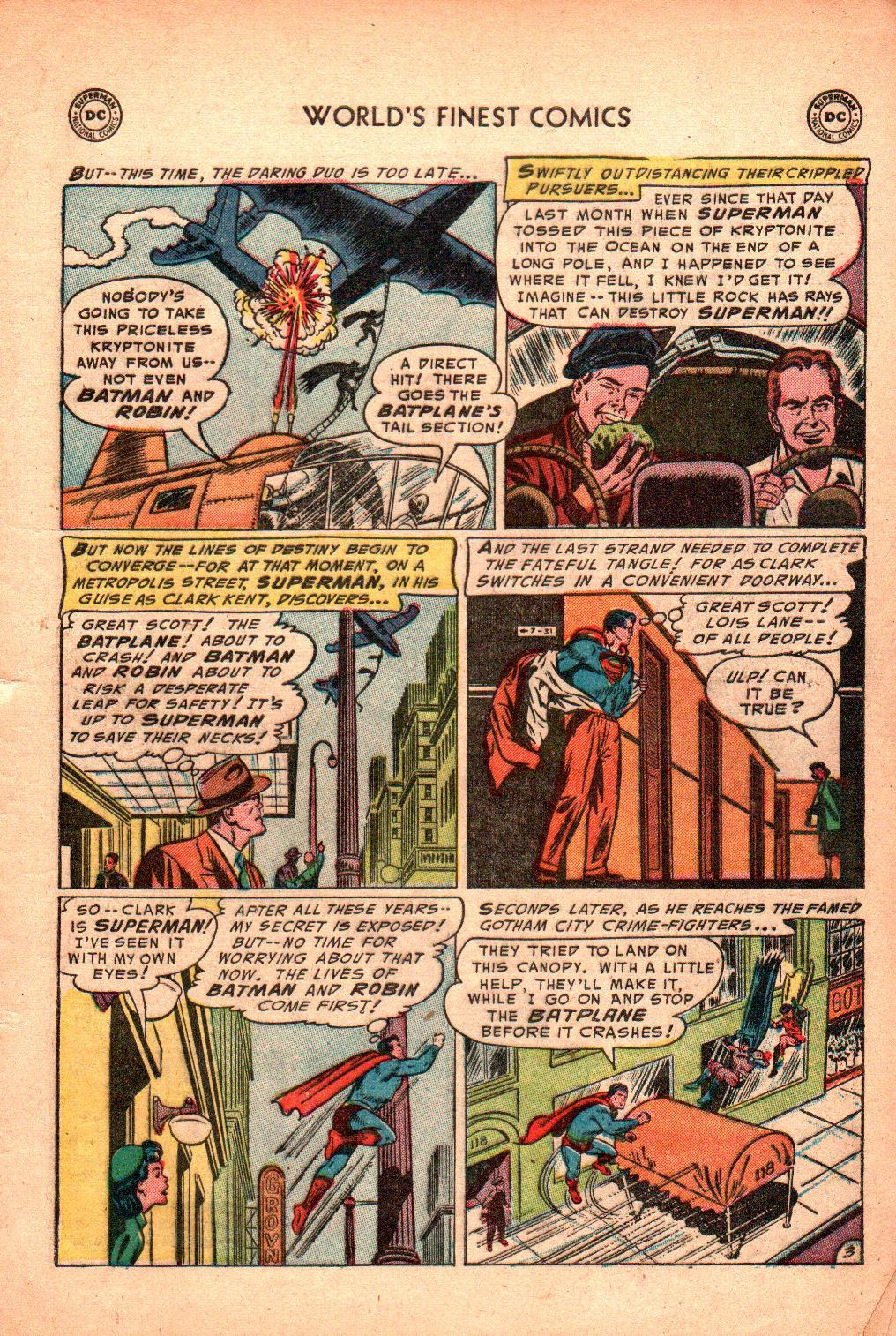 Read online World's Finest Comics comic -  Issue #71 - 7