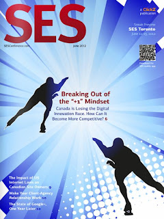 Preview SES Conference and Expo Toronto June 11-13, 2012 SES Magazine by ClickZ Publication
