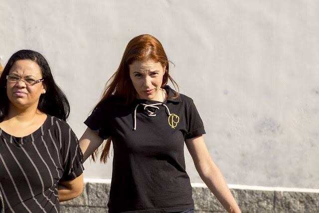 Suzane von Richthofen deixa cadeia por saída do Dia dos Pais