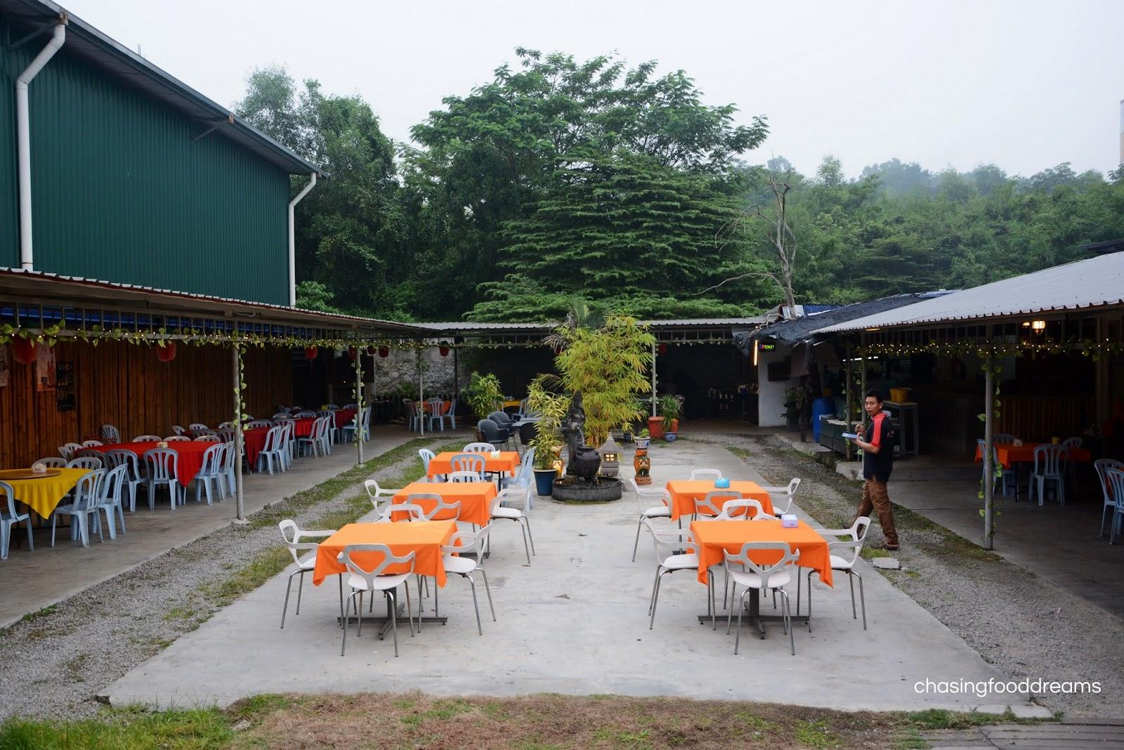 Jing Jing Restaurant Menu