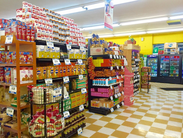 Supermercados em Miami