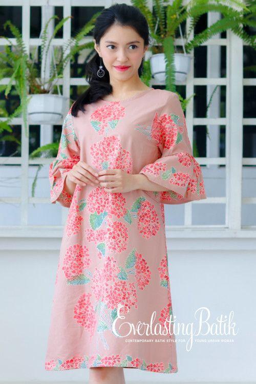 65 Model Baju Hamil Batik Muslim Modern Terbaru 2019 Model Baju