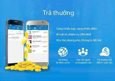 Thủ thuật hay kiếm tiền đổi thưởng mỗi ngày trên màn hình khóa di động với app Mola