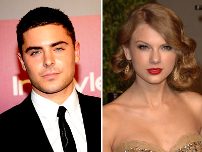 is zac efron and taylor swift dating