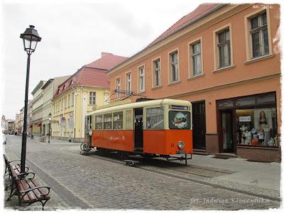 1932/ Podróż starym tramwajem…