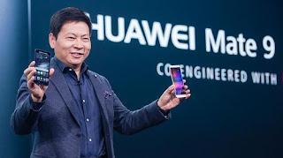 Keuntungan Huawei Salip Samsung