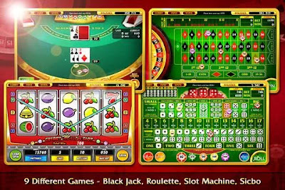 Casino Slot BlackJack Roulette v1.1 MOD APK (Unlimited